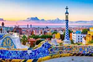 Picnic en Barcelona